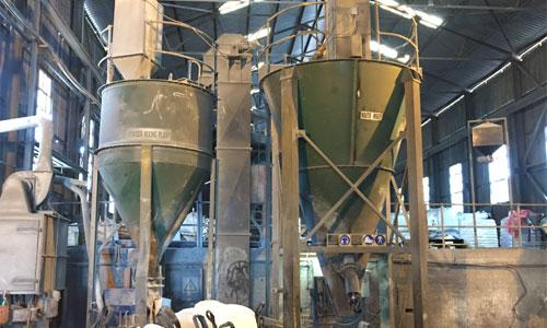 LTM Powders Plant